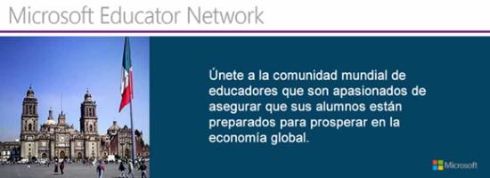 Microsoft Educator Network